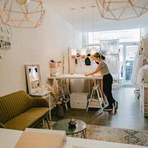 elementar I Atelier für nachhaltige Brautkleider I Brautmodegeschäft I Showroom Berlin