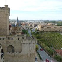 El Palacio Real de Onite, Navarra