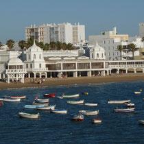 Hafen, Cádiz