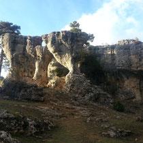 La serranía de Cuenca - Naturpark