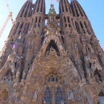 """La Sagrada Familia"", Barcelona"