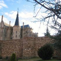 Astorga, León - El Palacio de Gaudi