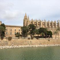 Die Kathedrale von Mallorca