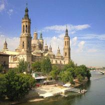 Die Kathedrale von Zaragoza