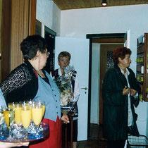 1998 Flur Gaststube / Saal