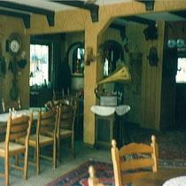 Gaststube 1993, heute Tanzfläche