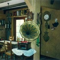 Gaststube 1993 heute Tanzfläche