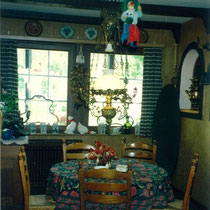 1993, heute Eckbank