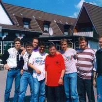 Band Windwurf Express 1995