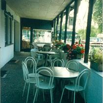 Überdachte Terrasse 1993
