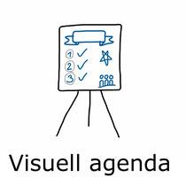 Visuell agenda