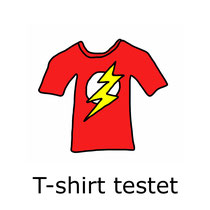 T-shirt testet