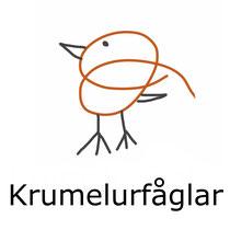 Krumelurfåglar