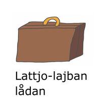 Lattjo-lajban lådan