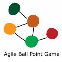 Agile Ball Point Game