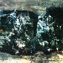 Ruth Schmidt-Stockhausen:  Urland I, Abb.: Galerie+Atelier Remise