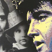 ART +, Klaus Ritt: EP_life (Elvis Presley mit seiner Mutter)