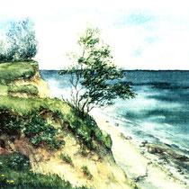 Julia Gillis - Frühling an der Ostsee, Abb.: Galerie+Atelier Remise