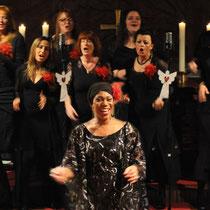 Sing! Inspiration in der St. Gabriel Kirche 2013