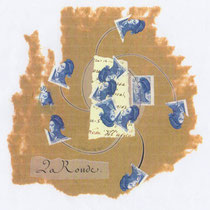 la ronde (22 x 20 cm)