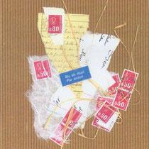 l'envoi (23 x 19,( cm)