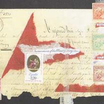 le papier de 1830 (30 x 20 cm)