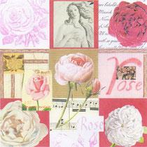 rose (16 x 16 cm)