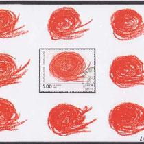 l'escargo (14 x 19 cm)