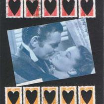 love, love, love (13,5 x 12,5 cm)