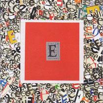 la cinquième lettre  (21 x 21 cm)