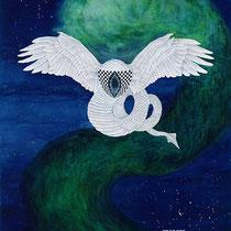 GNOSIS, 56x71cm, Aquarell, 2007