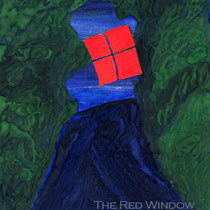 THE RED WINDOW, 13x18cm, gouache, 2004