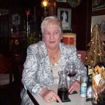 Gisela seit 25 Jahren dabei
