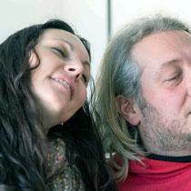 Jasmine e Matteo. © Foto di Daniela Domestici