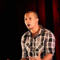 "Waly du ""Jamel Comedy Club""- Photo © Anik COUBLE"