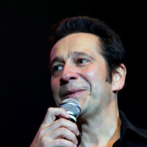 Laurent Gerra en spectacle à Lyon, le 10 novembre 2012 © Anik COUBLE