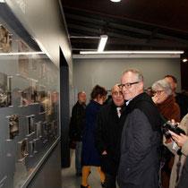 Thierry Fremaux, Claudine Nougaret et Jean Depardon - Lyon - Novembre 2012 © Anik COUBLE