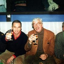 Daniel Toscan du Plantier et les producteurs français - Avoriaz - 1994 - Photo © Anik COUBLE
