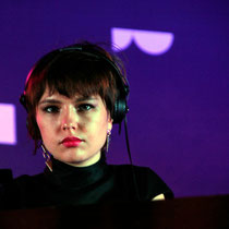 DJ Diane - Nuits Sonores - Mai 2013 - Lyon © Anik COUBLE