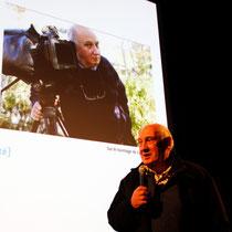 Raymond Depardon - Institut Lumière - Lyon - 2013 © Anik COUBLE
