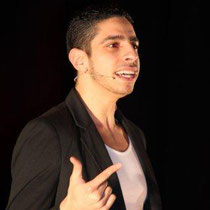 "Mohamed du ""Jamel Comedy Club""- Photo © Anik COUBLE"