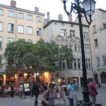 Vieux Lyon - St Paul - Photo © Anik COUBLE