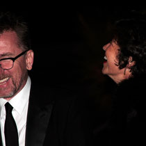 Tim Roth et Marie Le Gac - Festival de Cannes - 2012 - Photo © Anik COUBLE