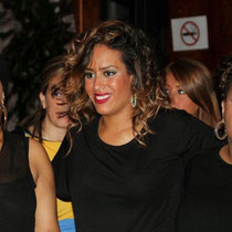 Amel Bent - Lyon - 25 avril 2012 © Anik COUBLE