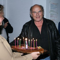 Anniversaire surprise  de Jean-François Stevenin / Photo Anik Couble