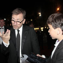 Tim Roth et Alan Badaoui - Couble - Festival de Cannes - 2012 - Photo © Anik COUBLE