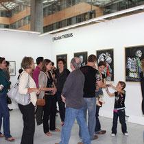 """Les allées de l'exposition """"Les Enfants Terribles""""  - Lyon - Septembre 2011 © Anik COUBLE"""