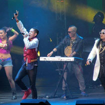 Far East Movement - Lyon - 25 avril 2012 - Photo : Anik COUBLE