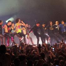 LMFAO en concert à Lyon, le 12 mars 2012 / Photo : Anik Couble