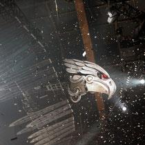 Johnny Hallyday - Lyon - Octobre 2009 © Anik COUBLE
